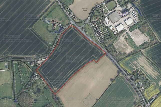 Thumbnail Land for sale in Witham Road, Hawbush Green, Braintree