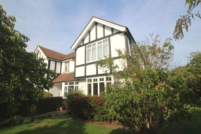 Thumbnail Semi-detached house to rent in Victoria Drive, Old Town, Eastbourne