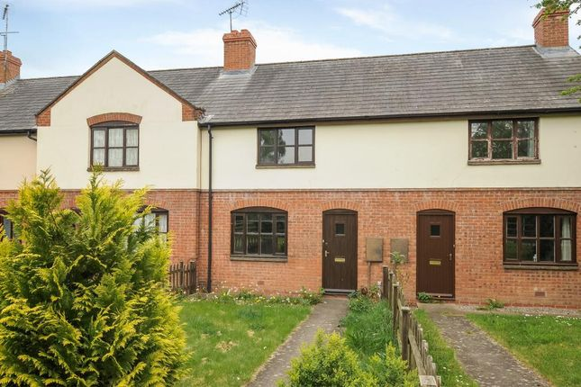 Thumbnail Terraced house to rent in Hill View Road, Barons Cross