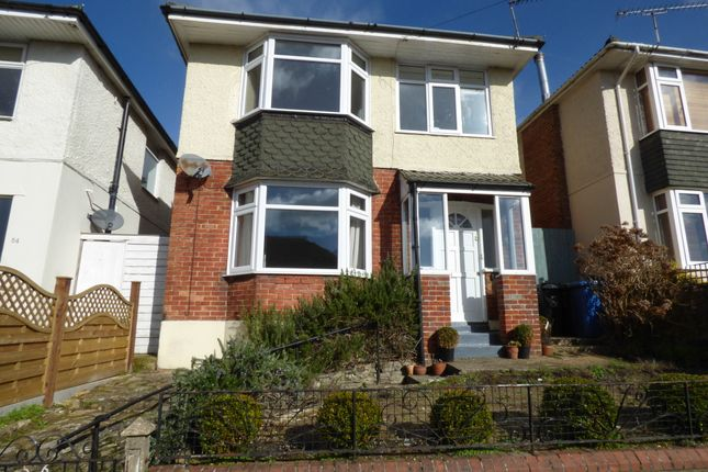 Thumbnail Detached house to rent in Courthill Road, Poole