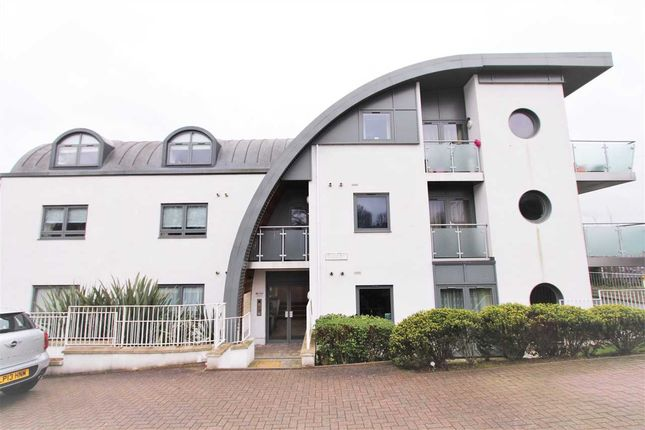 Thumbnail Flat for sale in London Road, Stanmore