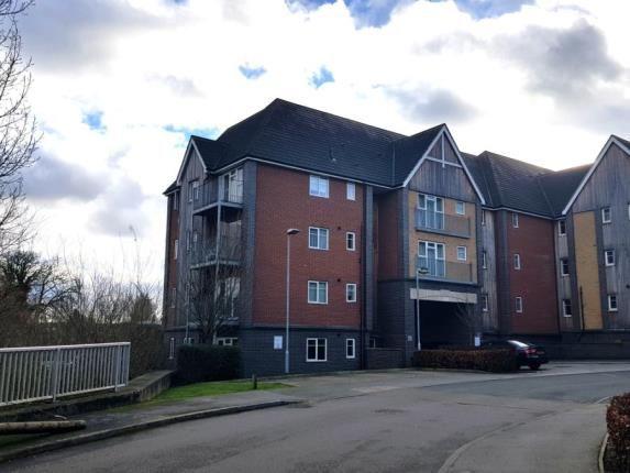 Thumbnail Flat for sale in Millward Drive, Bletchley, Milton Keynes