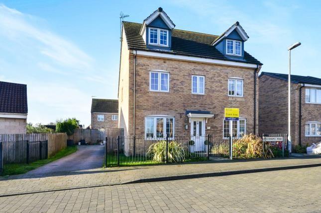 Thumbnail Detached house for sale in Cornmill Road, Sutton-In-Ashfield, Nottinghamshire