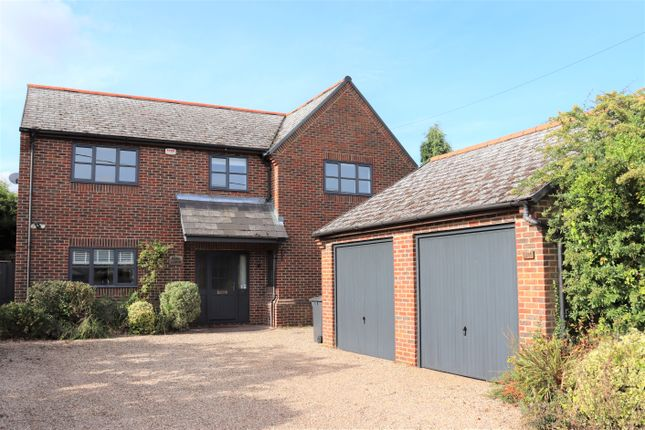 Thumbnail Detached house to rent in Fiddlers Lane, East Bergholt, Colchester