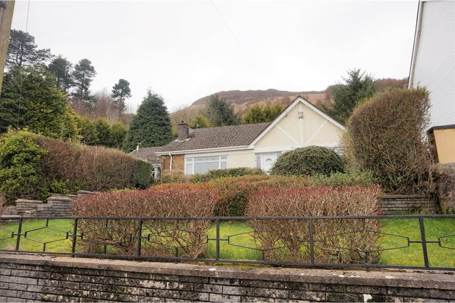 Thumbnail Detached bungalow for sale in St. Stephens Avenue, Pentre
