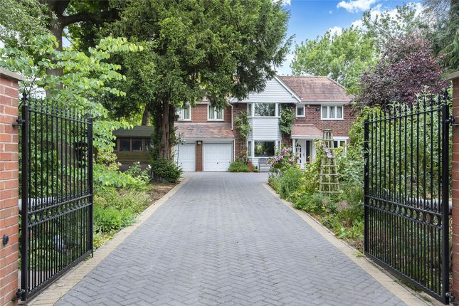 Thumbnail Detached house for sale in Spetchley Road, Worcester, Worcestershire