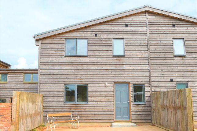 Thumbnail Semi-detached house to rent in Templeton, Templeton, Devon