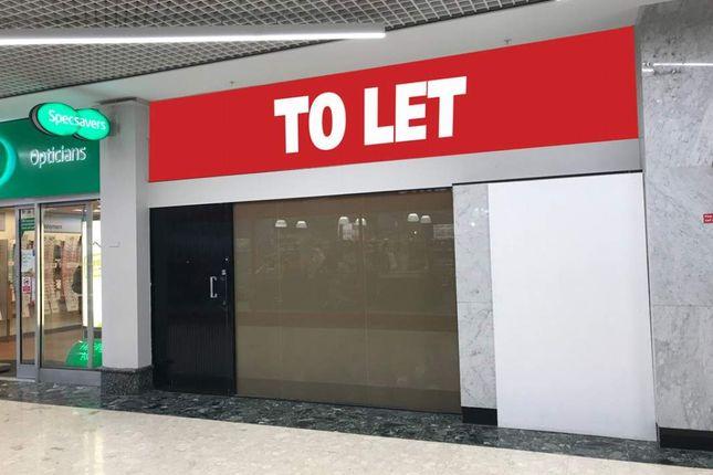 Retail premises to let in Unit 15, Concourse Shopping Centre, Skelmersdale