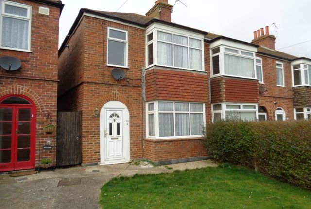 Thumbnail End terrace house for sale in Bexhill Road, St. Leonards-On-Sea