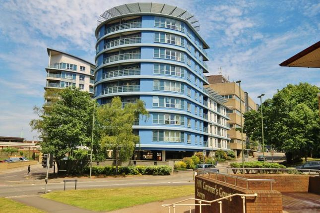 Thumbnail Flat to rent in The Exchange, Oriental Road, Woking, Surrey