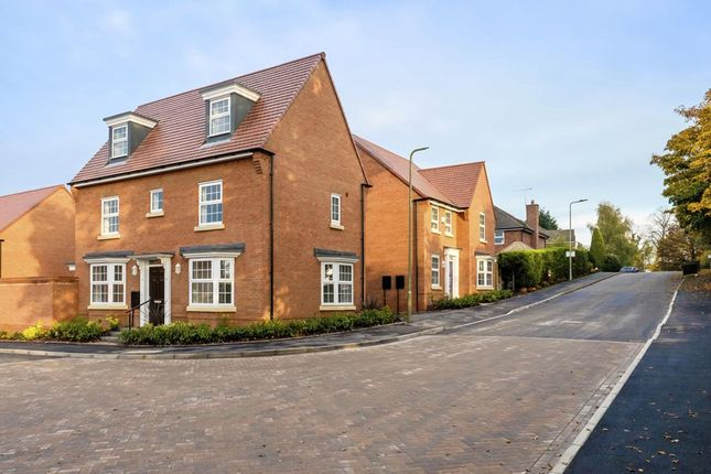 "Thumbnail Detached house for sale in ""Hertford"" at Wellfield Way, Whitchurch"