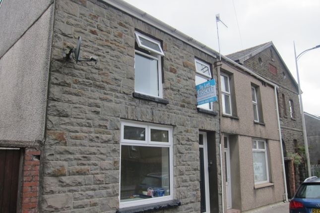Thumbnail Property to rent in Wyndham Street, Tynewydd, Treherbert