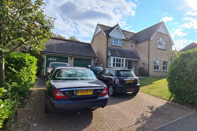 4 bed detached house for sale in Tortoiseshell Way, Braintree CM7