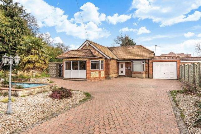 Thumbnail Detached bungalow for sale in Church Lane, Wexham