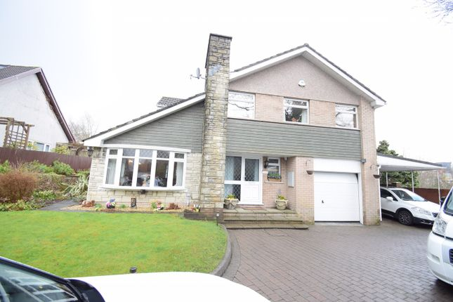 Thumbnail Detached house for sale in Maesderwen Crescent, Pontymoile, Pontypool