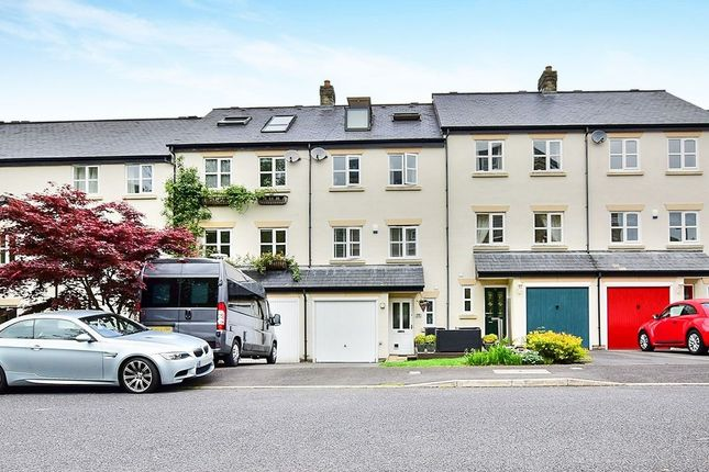 Thumbnail Terraced house for sale in Dyers Court, Bollington, Macclesfield