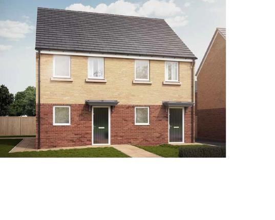 Thumbnail Semi-detached house for sale in Chase Park, Thornton Road, Ellesmere Port