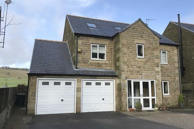 5 bed detached house for sale in Burbage Heights, Buxton, Derbyshire