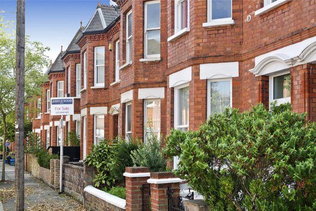 Thumbnail Terraced house for sale in Salisbury Road, Richmond, Surrey
