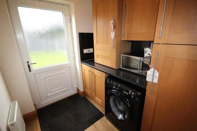 Utility Room of Millcroft, Brayton, Selby YO8