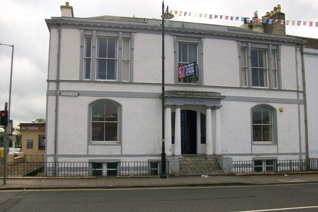 Thumbnail Office for sale in 25 Wellington Square, Ayr