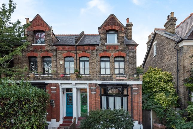 Thumbnail Flat for sale in Vicars Hill, London