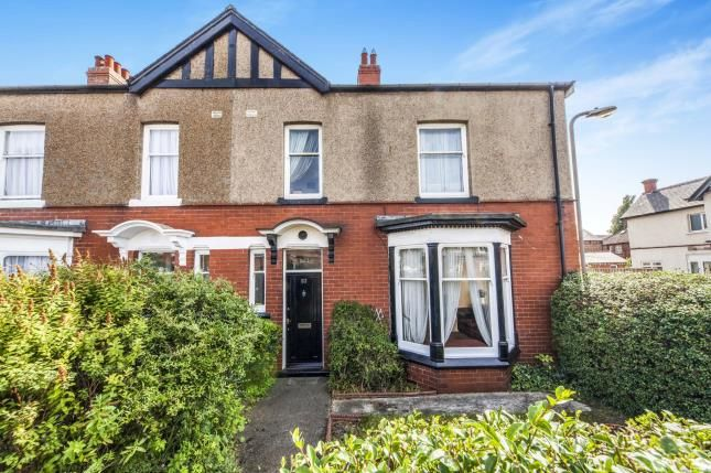 Thumbnail End terrace house for sale in Junction Road, Stockton-On-Tees, Durham, .
