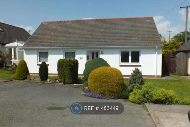 Thumbnail Bungalow to rent in Lamborough Crescent, Clarbeston Road