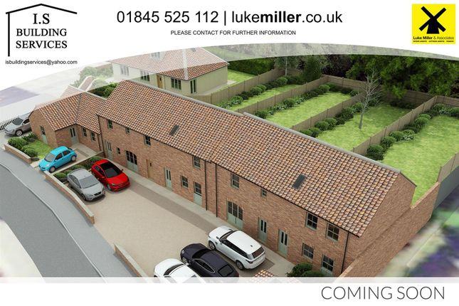 Thumbnail Property for sale in Masonic Lane, Thirsk