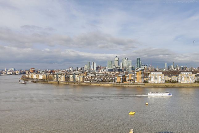 Thumbnail Flat for sale in Admirals Tower, 8 Dowells Street, London