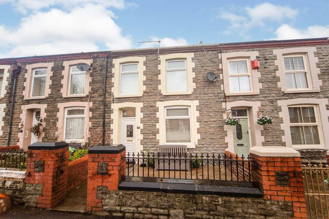 Thumbnail Terraced house for sale in Turberville Street, Llwynypia, Tonypandy
