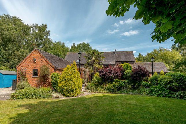 Thumbnail Barn conversion for sale in Bodymoor Heath, Sutton Coldfield