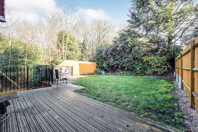 Garden of Epping New Road, Buckhurst Hill IG9