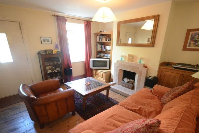 Thumbnail Terraced house to rent in School Terrace, Reading