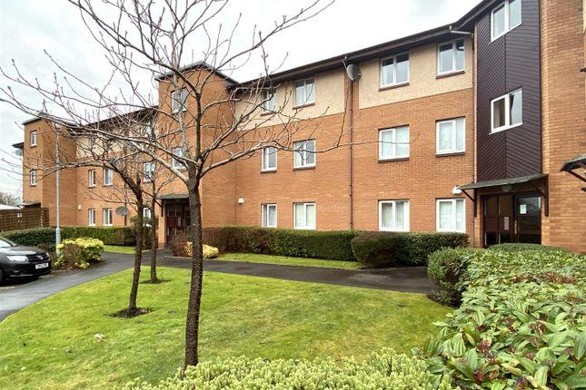 Private Parking of Fersit Court, Glasgow G43