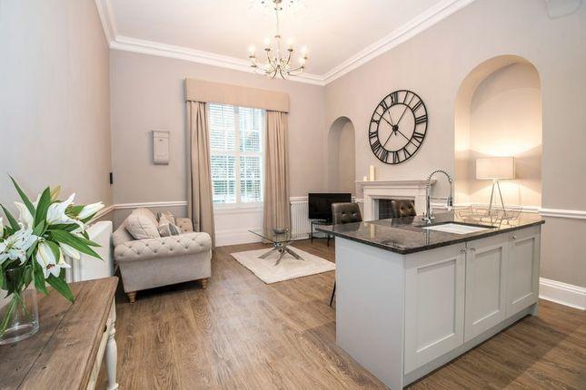 Thumbnail Flat to rent in Green Lane, Old Elvet, Durham