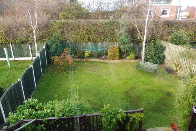 Garden of Windmill Court, Wombwell S73