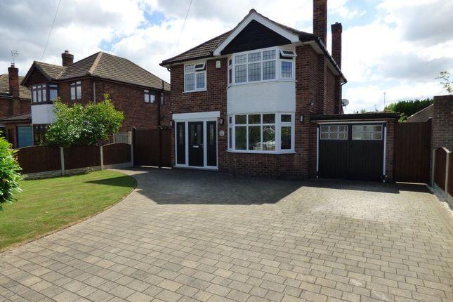 Thumbnail Detached house to rent in Milton Crescent, Attenborough, Nottingham