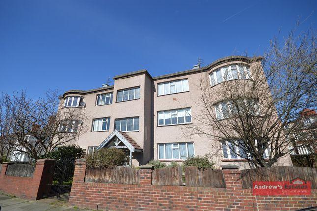 Thumbnail Flat for sale in Marlowe Road, Wallasey