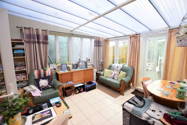 Conservatory of Priory Road, Eastbourne BN23