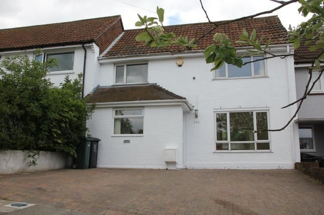 Front of Cowley Drive, Woodingdean, Brighton, East Sussex BN2