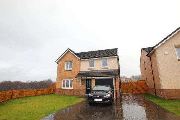 Thumbnail Detached house to rent in Plantation Grove, Newton Farm, Cambuslang
