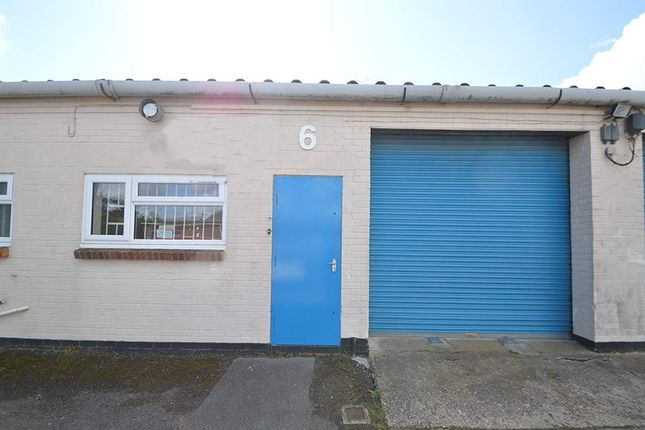 Thumbnail Warehouse to let in Units 6 & 7 Vanguard Works, Blandford Forum