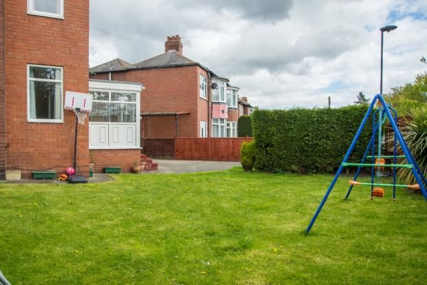 Thumbnail Semi-detached house for sale in Westlands, Newcastle Upon Tyne