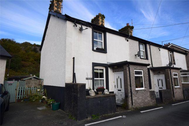 Thumbnail Terraced house for sale in Dolanog Villas, Graig Fach, Machynlleth, Powys