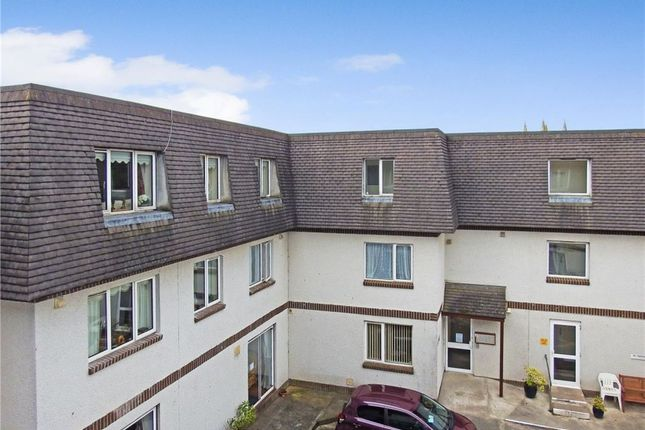 Thumbnail Flat to rent in The Sycamores, Trevarthian Road, St Austell