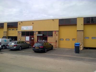 Thumbnail Light industrial to let in Unit 13, Watermill Business Centre, Edison Road, Enfield