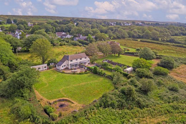 Thumbnail Detached house for sale in Reynoldston, Swansea