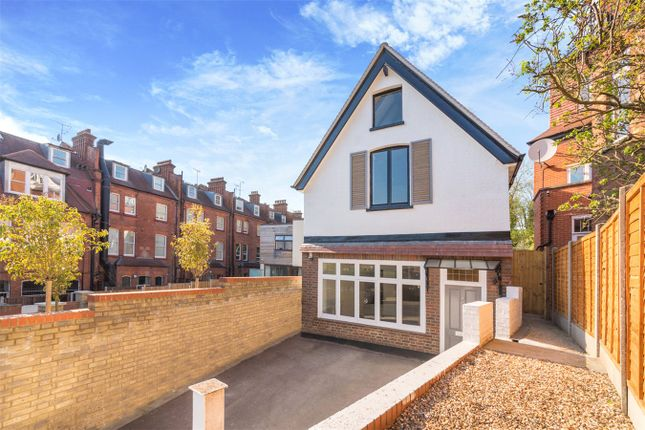 Thumbnail Detached house to rent in The Cottage, Netherhall Gardens, London