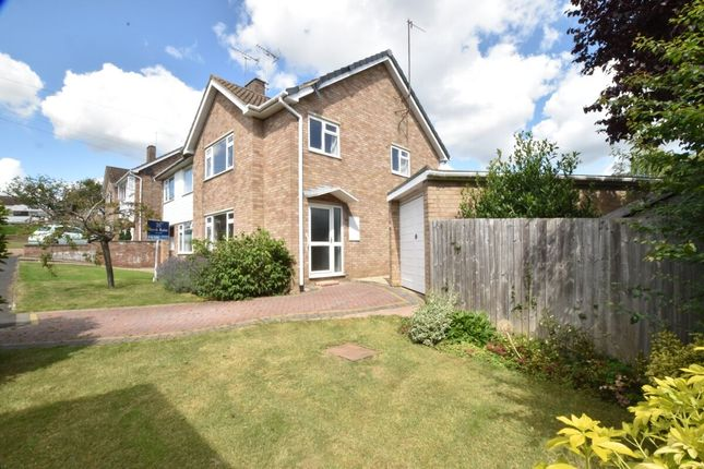 Thumbnail Semi-detached house for sale in Hylton Road, Evesham